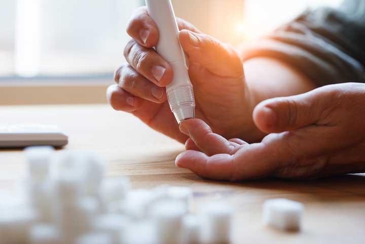 mondgezondheid diabetes