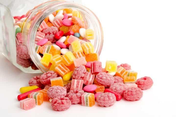 oorzaken pijn bij eten zoetigheid
