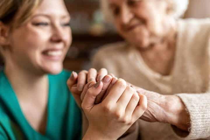 poetsinstructies bij dementie