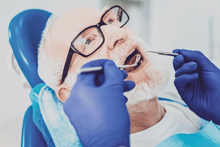 tandartsbehandeling voor ouderen
